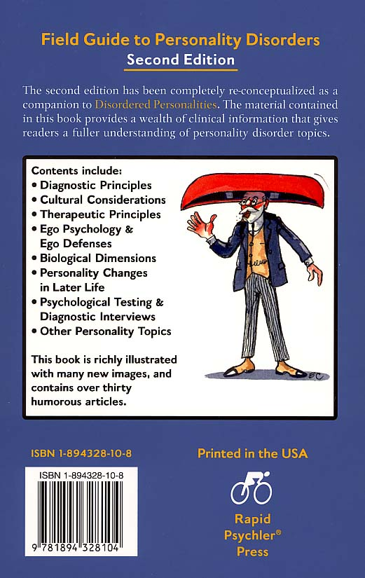 Field Guide to Personality Disorders