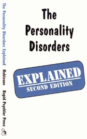 DSM-IV Personality Disorders